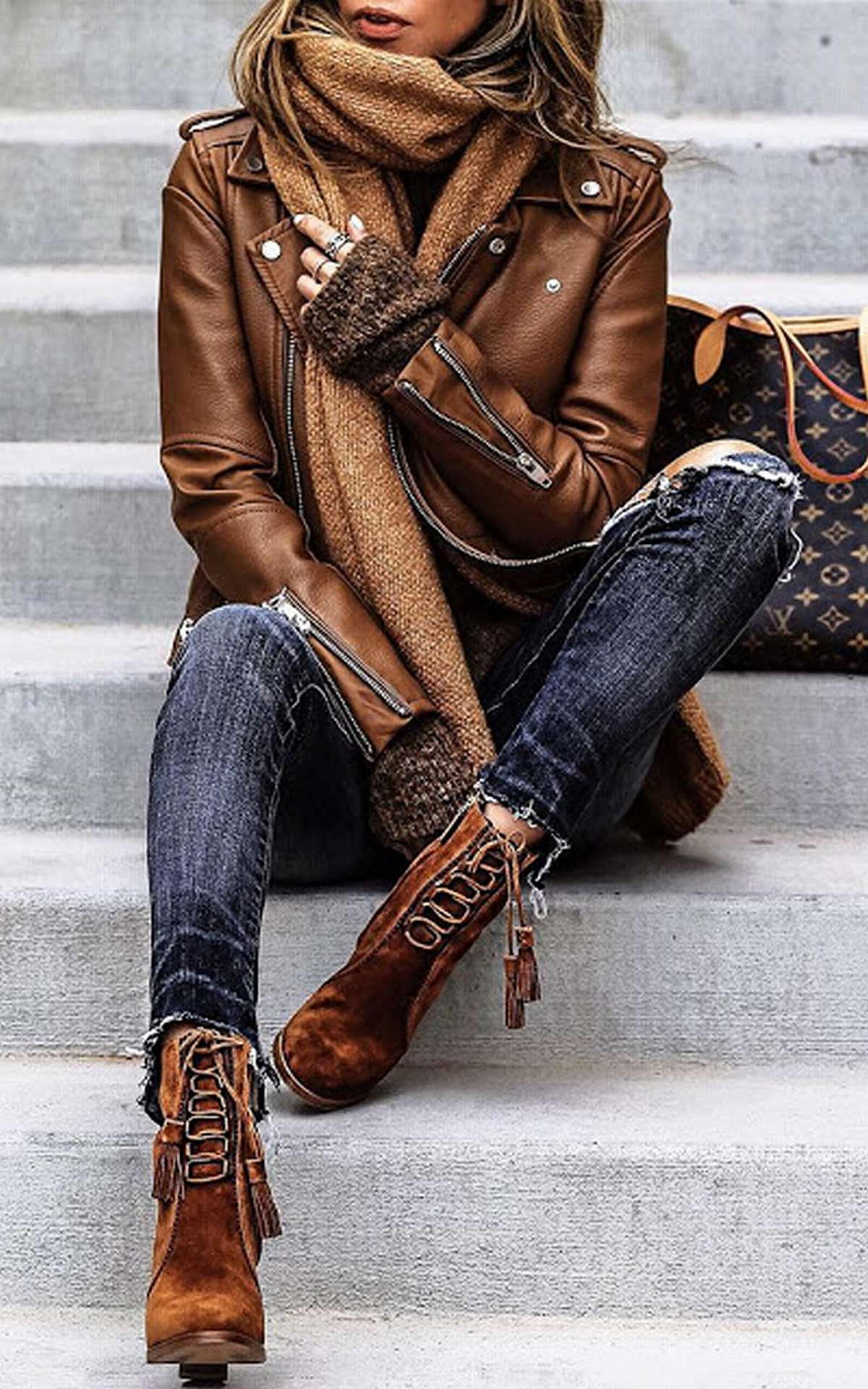 Badass Leather Clothes For Women 009 Fashion Dressfitme