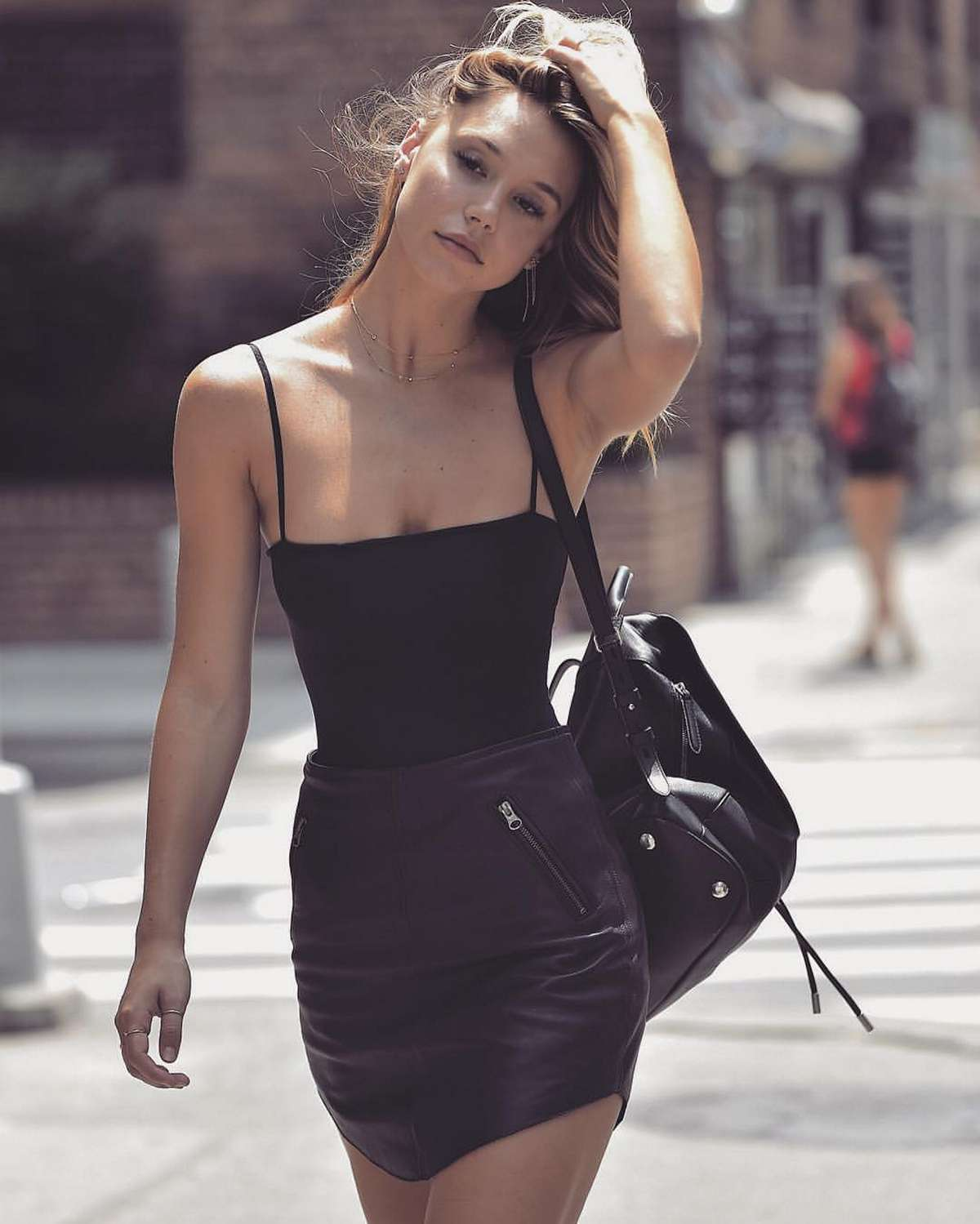 Badass leather clothes for women (094) | fashion | DressFitMe