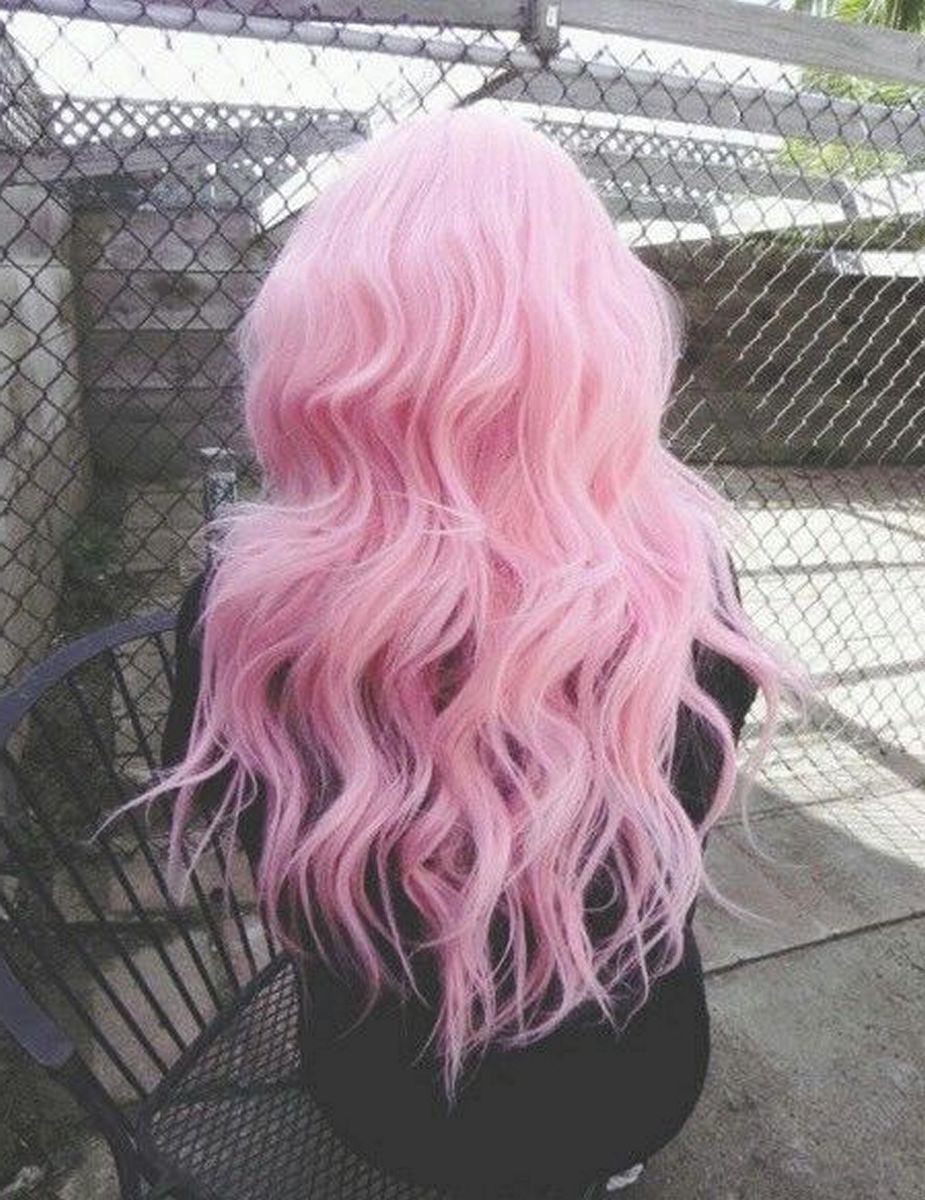 Colorful Pink Hairstyles (25) • DressFitMe