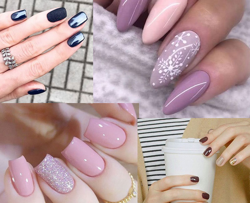 50 Gorgeous Nail Art Designs That Will Shimmer And Shine You Up Dressfitme