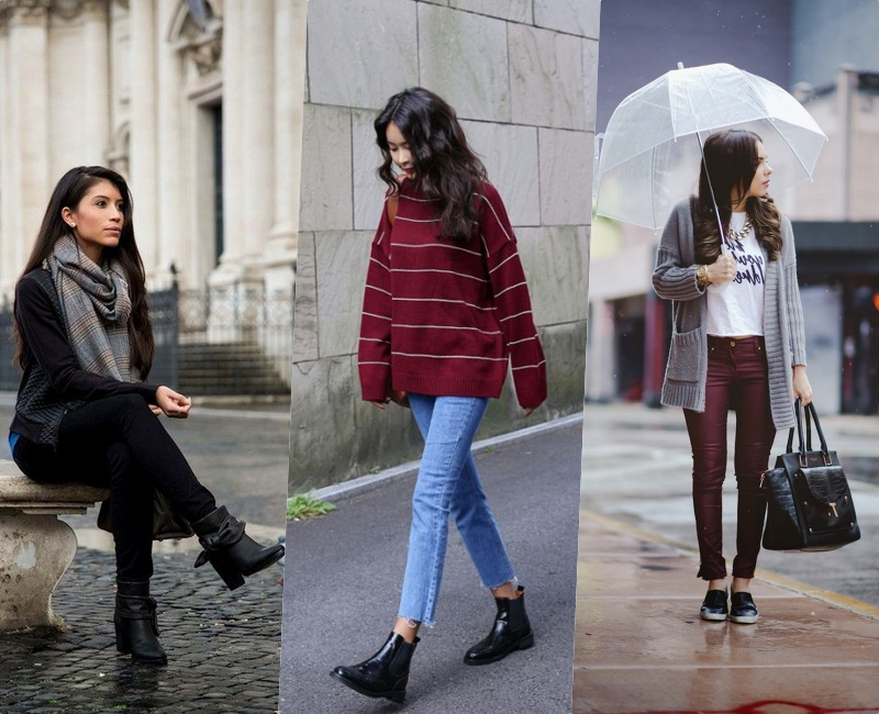 64 Rainy Day Cold Weather Outfit Ideas